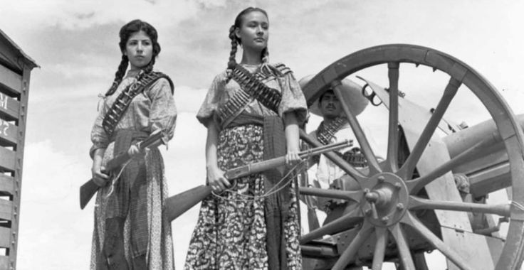 Strong Women of The Mexican Revolution: Adelitas