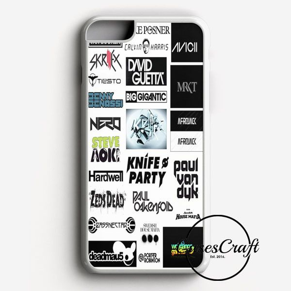 Top Dj Collage iPhone 7 Case | casescraft