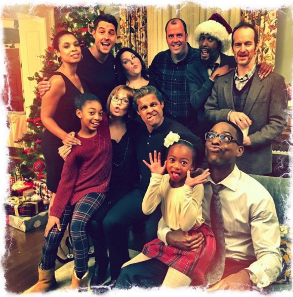 "The cast members of NBC's This Is Us play a complicated yet loving family on TV. | 34 Times The ""This Is Us"" Cast Was The Absolute Cutest"
