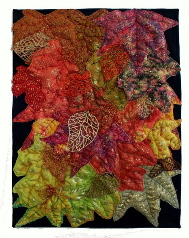 Linda's Art Quilts: Quilts in Mancuso Quilt Fest, Palm Springs, CA