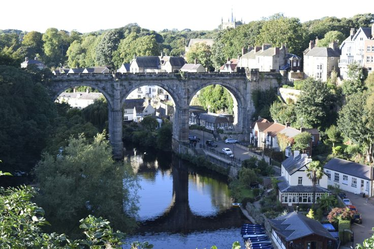 About Knaresborough a town filled with delightful surprises, with gorgeous views of the River Nidd and winding medieval staircases and paths, this is a must for one who is passing through Yorkshire…