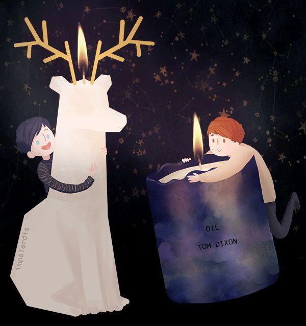 Candle Christmas!