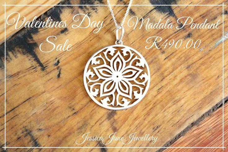 Madala Sterling Silver Pendant. Valentine's Day Sale, get 15% off. Sale ends 14 Feb 2016. To place an order please email me at jjane.vandijk@gmail.com Find me on Facebook or Instagram for more Giveaways and specials!