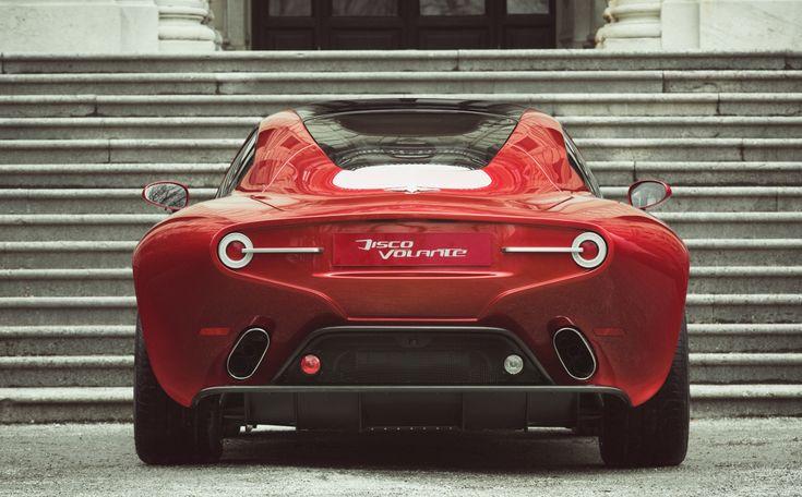Alfa Romeo Disco Volante #CarsCeption #AlfaRomeo #DiscoVolante #cars