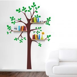 Green Tree cu rafturi