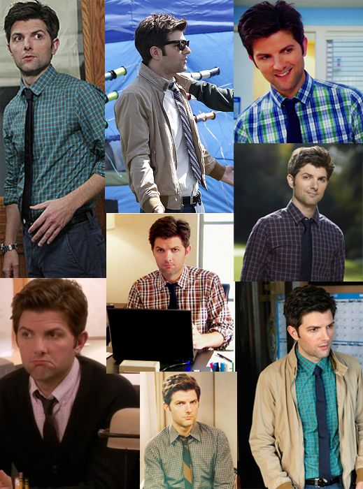 What the Frock? - Affordable Fashion Tips, Celebrity Looks for Less: Inspired By: Ben Wyatt of Parks and Recreation