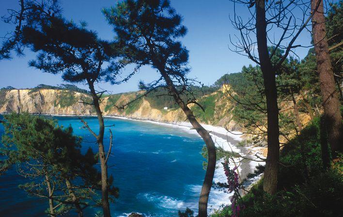 Playa de Torbas #Coaña #ElFranco #playa #beach #Asturias #ParaísoNatural #NaturalParadise #Spain