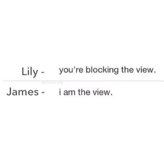 james and lily :)