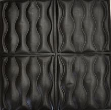 Kilauea Faux Leather Modern Ceiling Tile