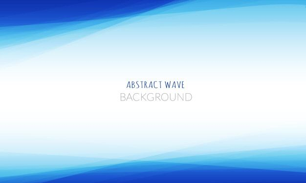 Download Abstract Blue Wave Background For Free Waves Background