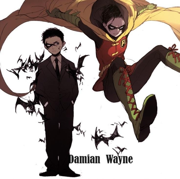 Damian - Robin