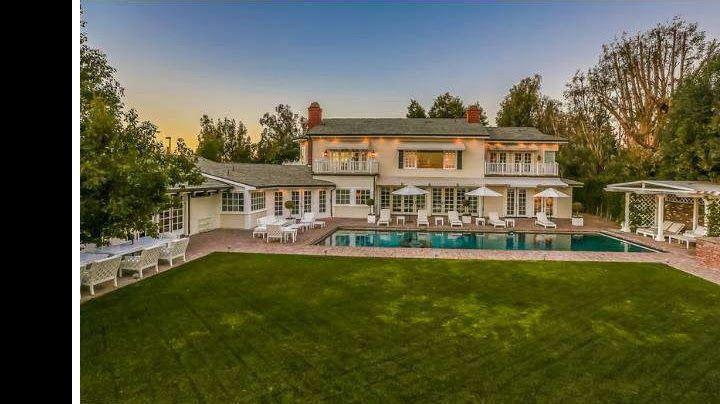 Mariah Carey vende la straordinaria villa di Bel Air