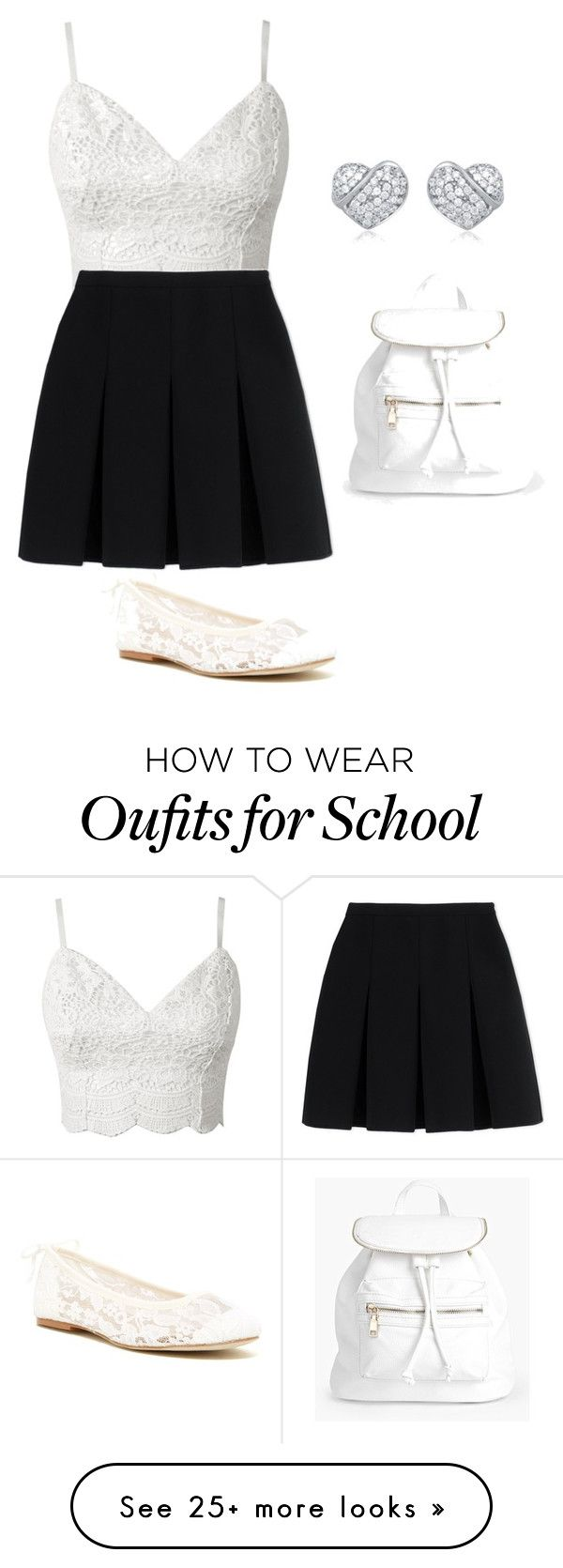"""""""School/anything outfit!"""" by alexandra2305 on Polyvore featuring Alexander Wang, Soludos and Boohoo"""