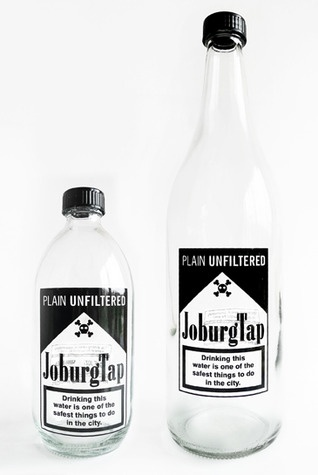 JoburgTap - Glass bottles for drinking water. Johannesburg has some of the best drinking water in the world.
