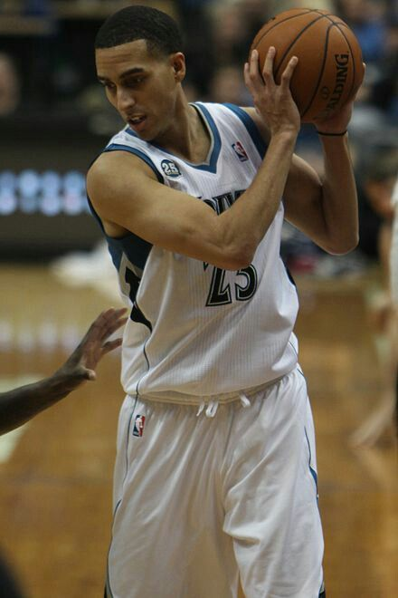 Kevin Martin, shooting guard in the NBA