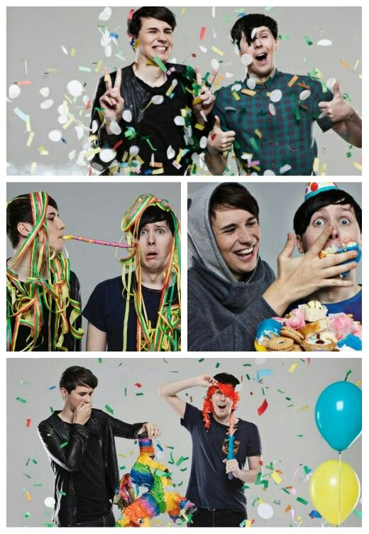 Photos for the dan and phil sim