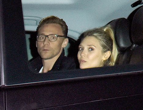 Elizabeth Olsen, Tom Hiddleston Go Public With Romance: Date Photos - Us Weekly