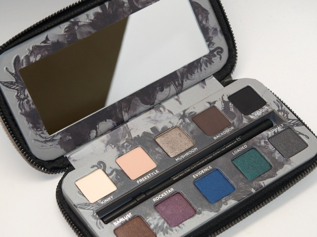 The new Urban Decay palette called Smoked. Saw it in person; fell in love with it at first sight. :)
