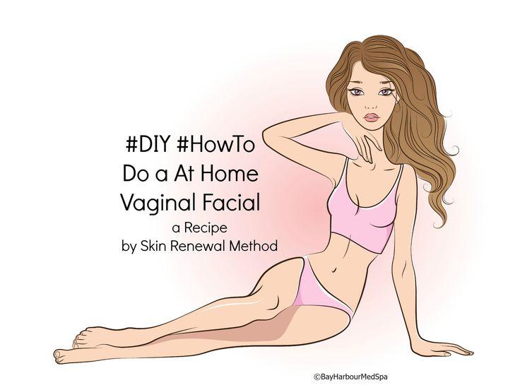How to Do a Home Vaginal Facial (#DIY Demo)