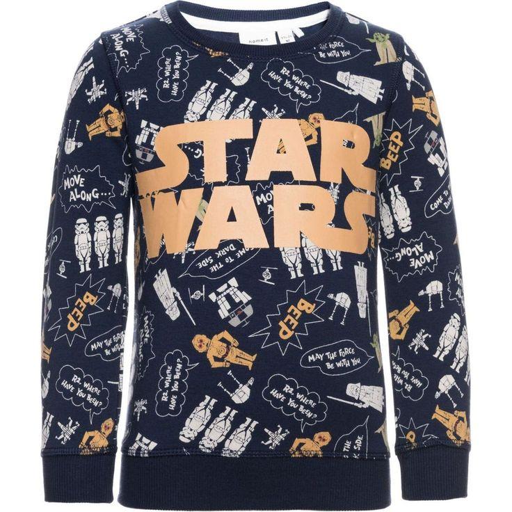 Name it Mini Nitstarwars Alfie Sweatshirt