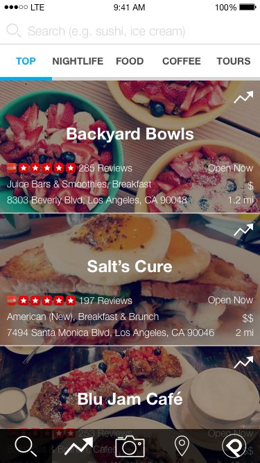 PHINDs new app will help you discover places see if theyre buzzing #Startups #Tech