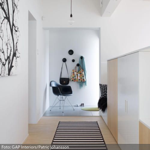 ich mag flure what is it about hallways pinterest eames st hle st hle und eames. Black Bedroom Furniture Sets. Home Design Ideas