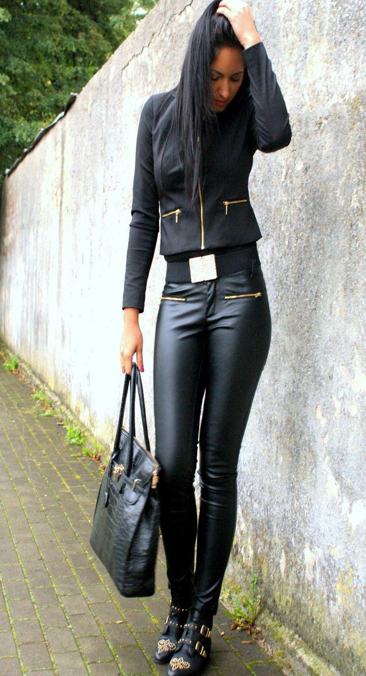 glam rock ~ Stylish! Monika Masina 's fashion blog