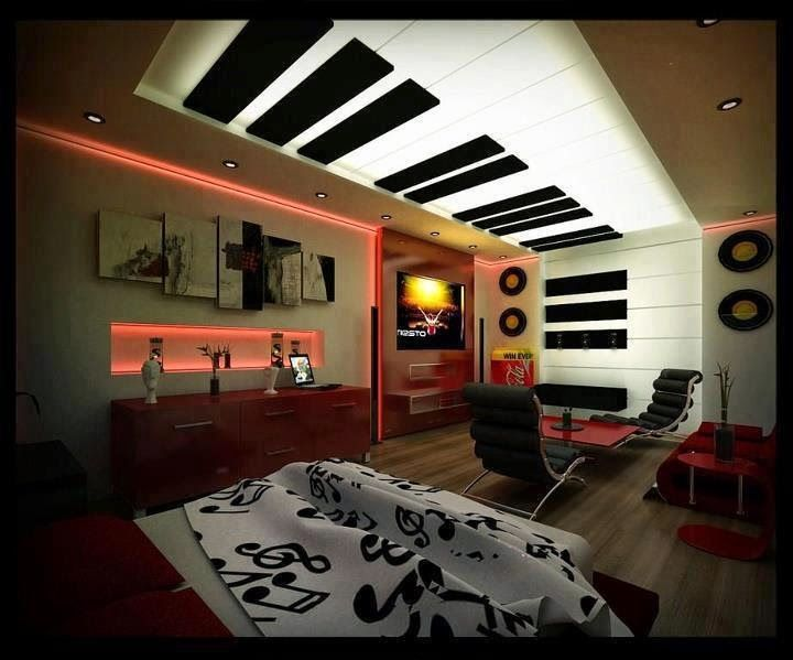 Top Gallery Of The Best False Ceiling Designs And LED Lighting Pop Design In Modern Hidden Lights