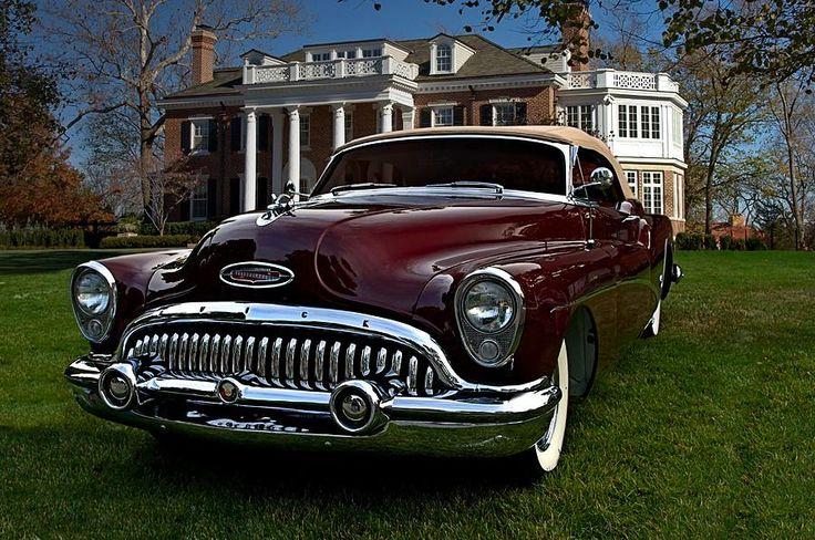 1953 Buick Skylark Convertible Photograph