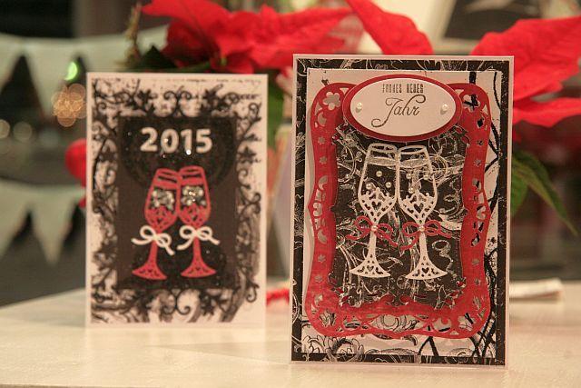 Kreatywny blog Koczes: 106 - Szczęsliwego Nowego Roku