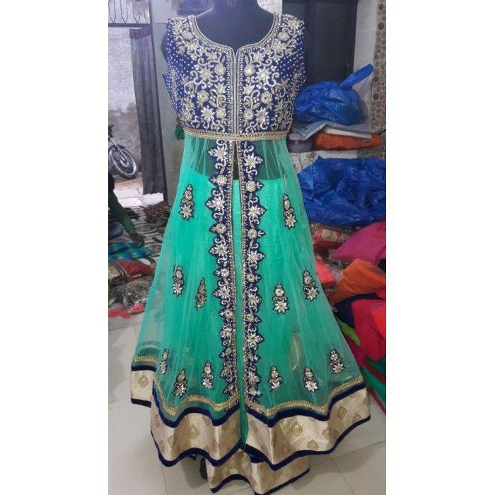 Diwali Sale-Ready To Wear - Designer Dress -11