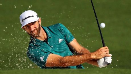 Dustin Johnson withdraws from Masters after fall down staircase