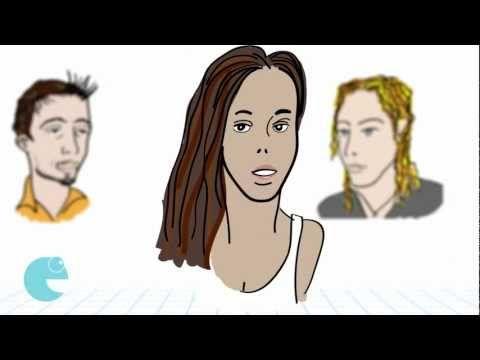 Hola, mi nombre es..., encantado, etc. - Spanish Video - greetings, conversation - A1 Unidad 0 Ejercicio 2.3 ¿Cómo te llamas? - YouTube