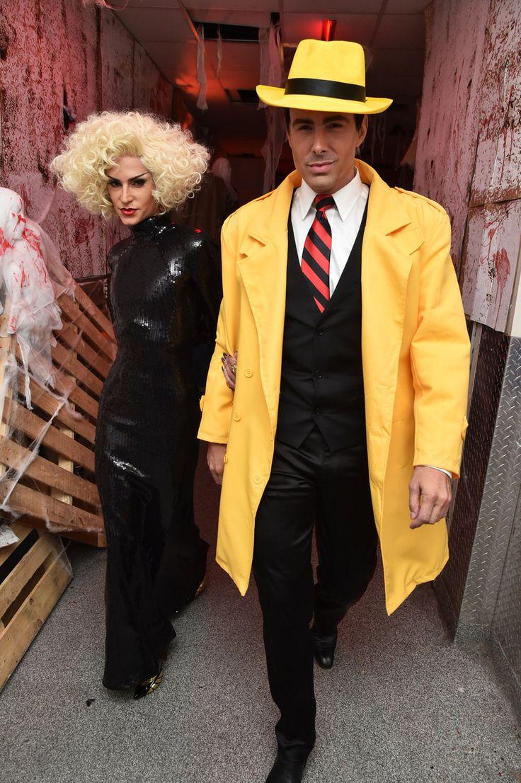 Хэллоуин 2015: как оделись Хайди Клум, Джей Ло и другие в Нью-Йорке | Glamour.ru