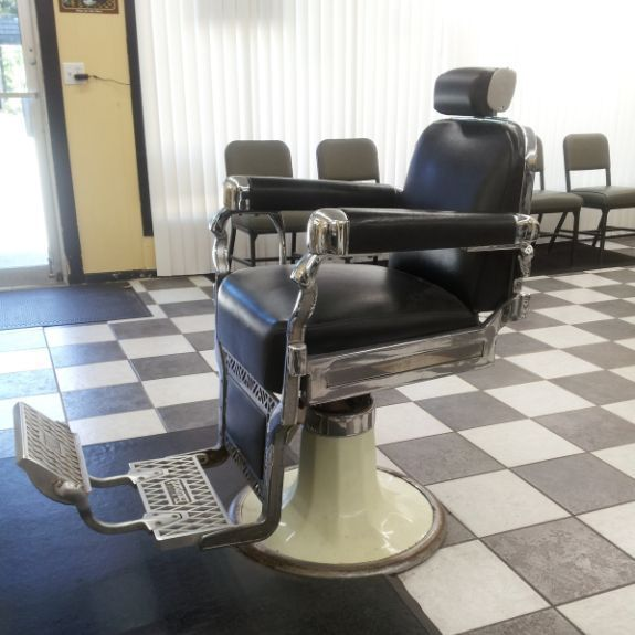 Takara - Belmont Antique Barber Chairs Circa 1950 - 11 Best Barber Stuff Images On Pinterest Hairstyles, 1960s And