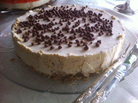 DAIM ISKREMKAKE  (Daim Ice Cream Cake) @Stefani Wilson
