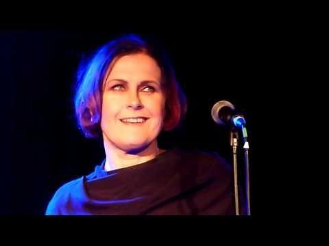 Alison Moyet - Don't Go (Acoustic) at The Lexington, London - December 2016