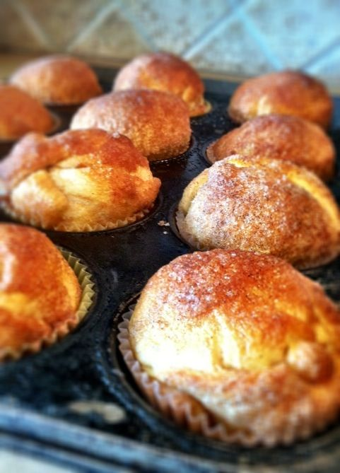 Resurrection Rolls...we have been doing this for years, but never in a muffin pan..trying this idea :-)