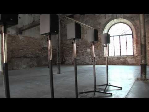 40 Part Motet by Janet Cardiff (Venice Architectural Biennale 2010)