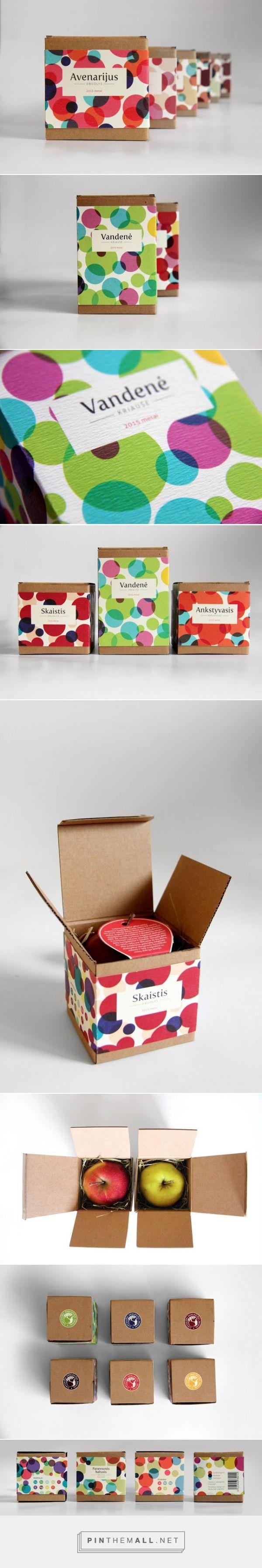 Packaging of Lithuanian Fruits / Edmundas Jankauskas