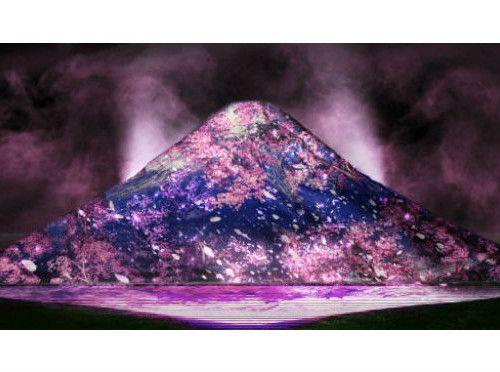 六本木に美しすぎる富士山が出現!ネイキッド演出の東京ミッドタウン10周年記念イベントが見逃せない − ISUTA(イスタ)オシャレを発信するニュースサイト
