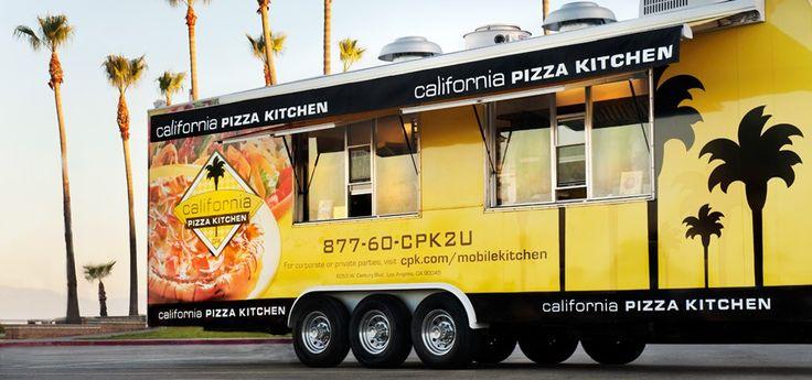 Cpk mobile kitchen california pizza pizza kitchen