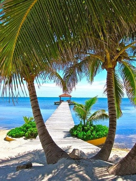 Belize.. I'll see you in 2 1/2 weeks!