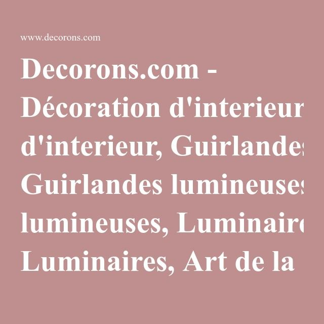 25 best ideas about guirlande boule lumineuse on for Guirlande lumineuse interieur decoration