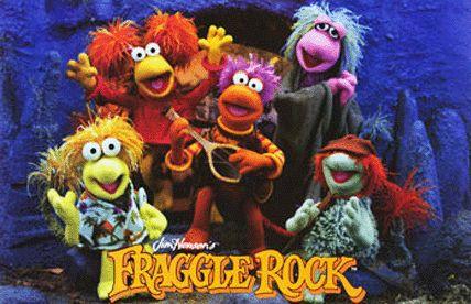 Ainda sou do tempo: ... do Fraggle Rock