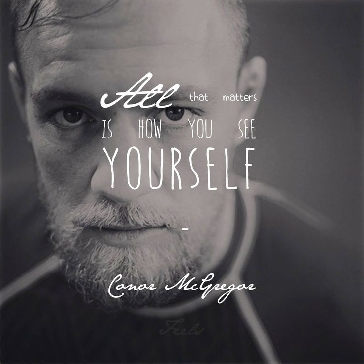 inspirational Conor McGregor : Shop at CageCult for powerful #MMA fashion for #MixedMartialArts fighters and fight fans: http://cagecult.com/mma