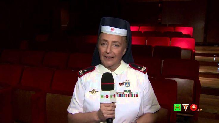 Intervista a S.lla Monica Dialuce, Ispettrice Nazionale del Corpo delle ...