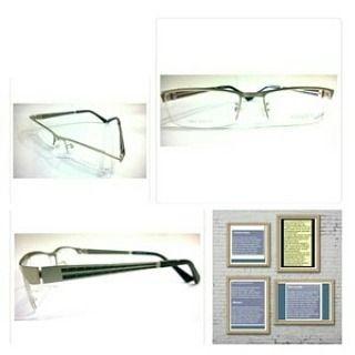 Frame Kacamata Pria Wanita Kitsura Warna Silver  Kacamata Kitsura 5491 warna Gold  Spesifikasi. Warna: Gold Bahan: Metal Campuran Ukuran: Lebar Lensa 5.4 cm Hidung 1.7 cm Gagang 13.5 cm  Gagang menggunakan teknologi Pegas sehingga tidak gampang patah pada saat penggunaan  Kelengkapan: - Kacamata - Kotak Kacamata (Hardcase) - Lap Kacamata (untuk membungkus kacamata dan membersihkan kacamata)  Tips cara membersihkan kacamata secara tepat dan membuat kualitasnya lebih tahan lama. 1. Jangan…