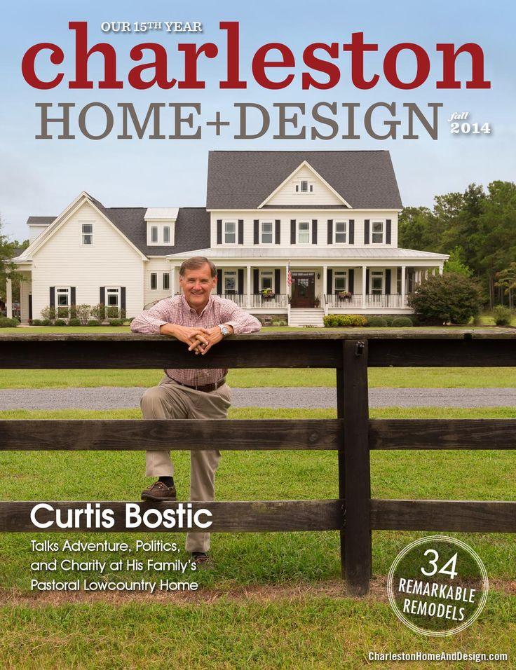 Charleston Home + Design Magazine   Fall 2014