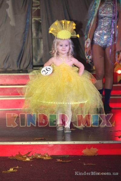 Карнавальные детские костюмы солнышко